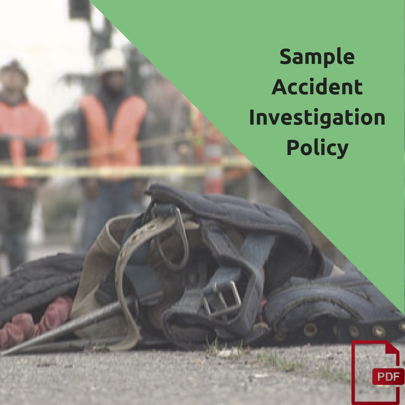 free download accident investigation template