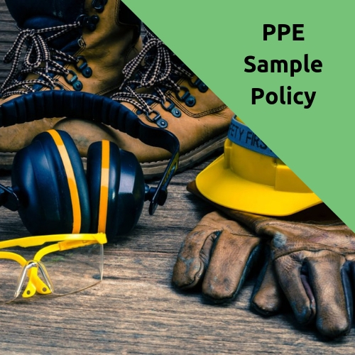 PPE workplace policy